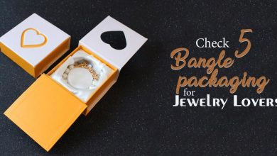 bangle packaging for jewelry
