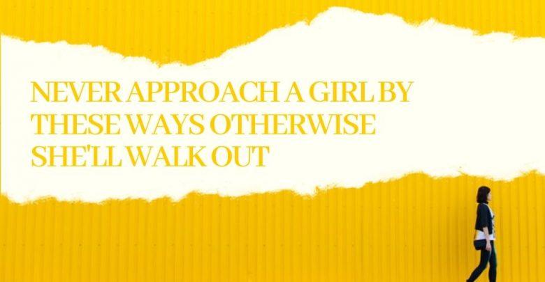 girl walkout