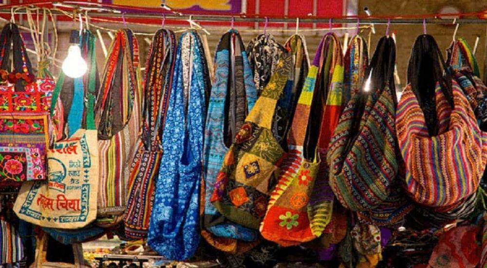 Godowlia Market Varanasi