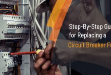 replace a circuit breaker