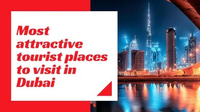 top places to visit in dubai