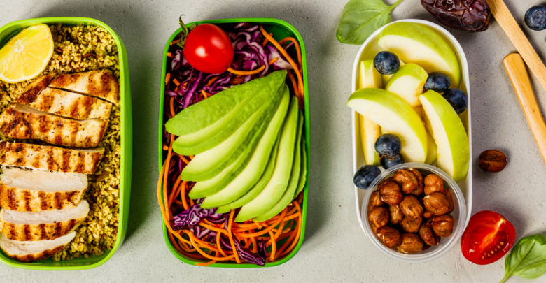 healthy nutrients