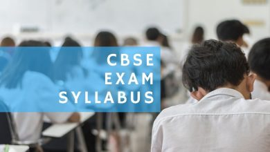 Latest CBSE Exam Syllabus